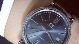 IWC Portuguese with Diamonds Replica Watch Review