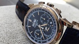 The Difference Between Patek Philippe Perpetual Calendar 5270G And Seconds Chronograph 5204P