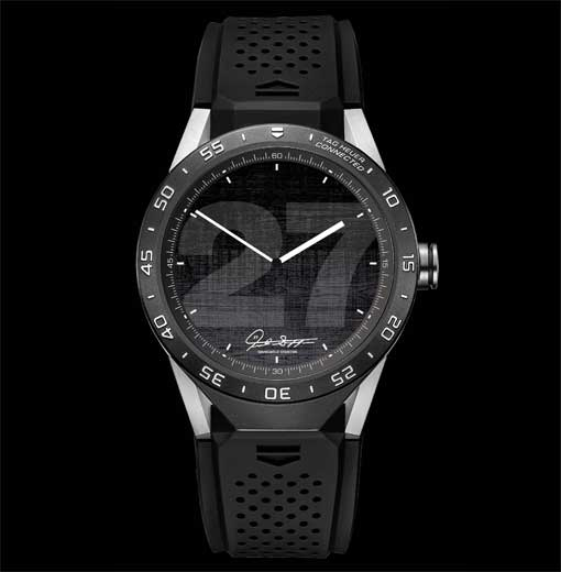 """Replica """"TAG Heuer Connected"""" Personalized Watch With ..."""