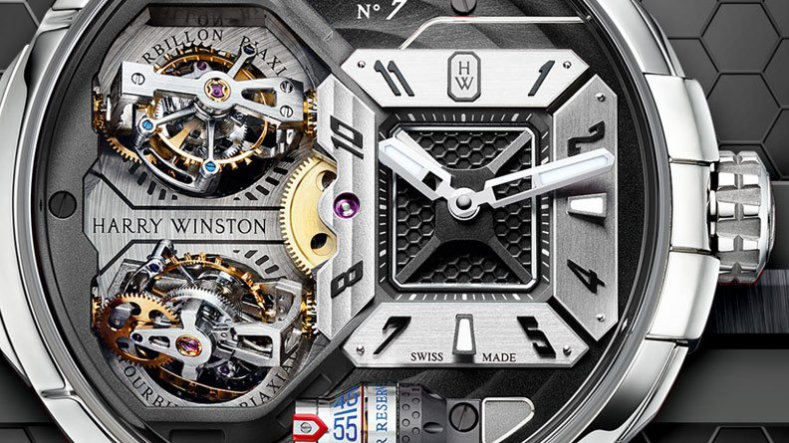Luxury And High Quality Replica UK Harry Winston Histoire de Tourbillon 7