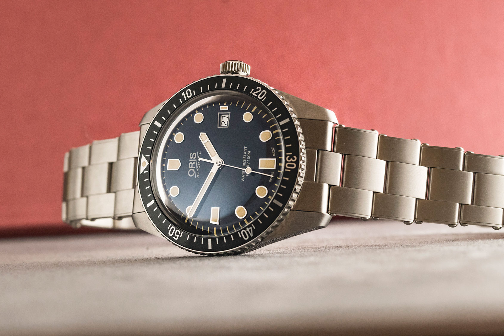 Let's Look At The Affordable, Sporty And Swiss Made Oris Divers Sixty-Five 42 mm Replica Watch