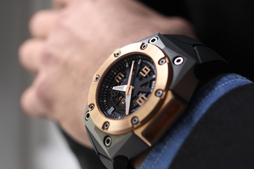 The Crazy And Creatvie Linde Werdelin Replica Watch Introduces The 'LW Vintage' Platform