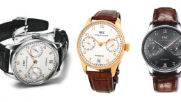 IWC Portuguese Automatic Replica Watches With Classic Large Dial