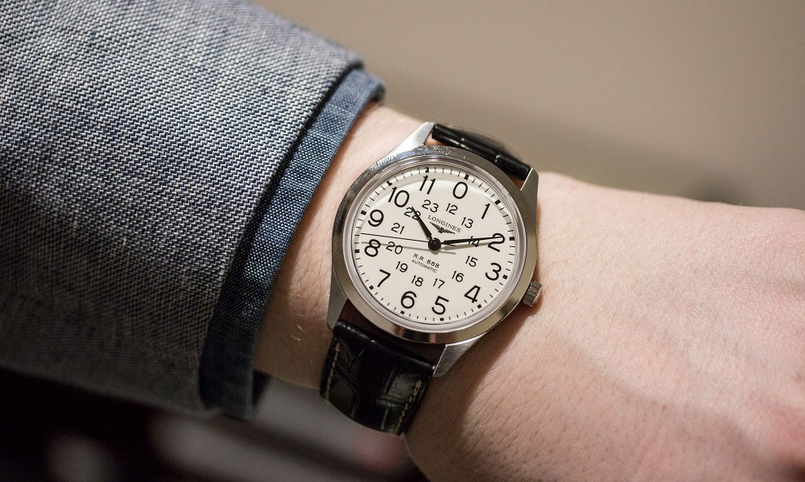 Welcome The New Conventional Longines Railroad Replica Watch