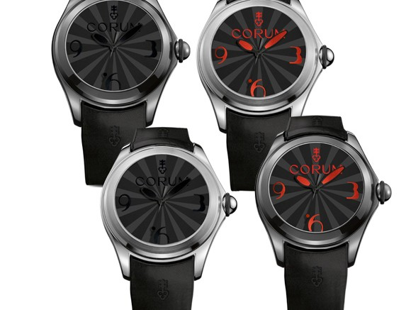 Corum Bubble 47 Mm With Black Pvd Cases Replica