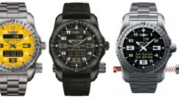 Show You The Breitling Emergency Replica Watches