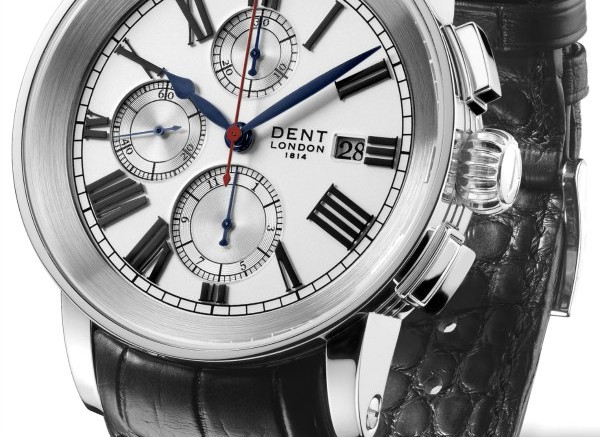 Take A Look At The Dent Ministry Chronograph Replica Watch