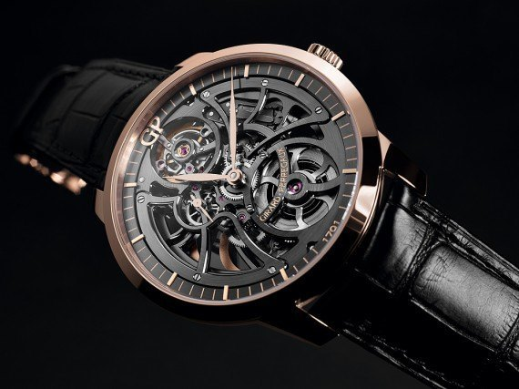 Detailed Review With The Girard-Perregaux 1966 Skeleton Replica