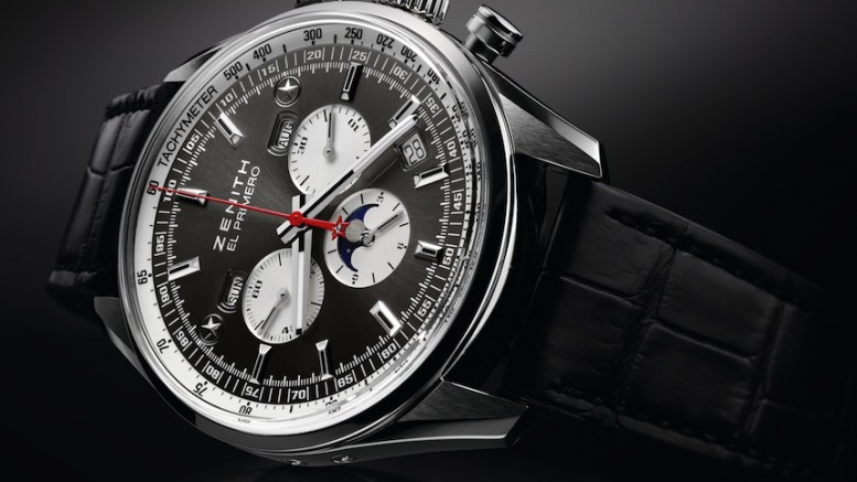 Limited Edition Watch Series:Zenith El Primero 410 Calendar Chronograph Replica