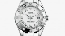 Presenting The Rolex Pearlmaster Replica Ladies Watch With 29mm Case