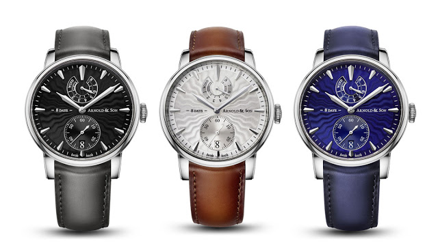 Show You The Arnold & Son Eight-Day Royal Navy Replica Watches
