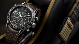 On the Wrist:Raymond Weil Freelancer Chronograph Gibson Les Paul Replica