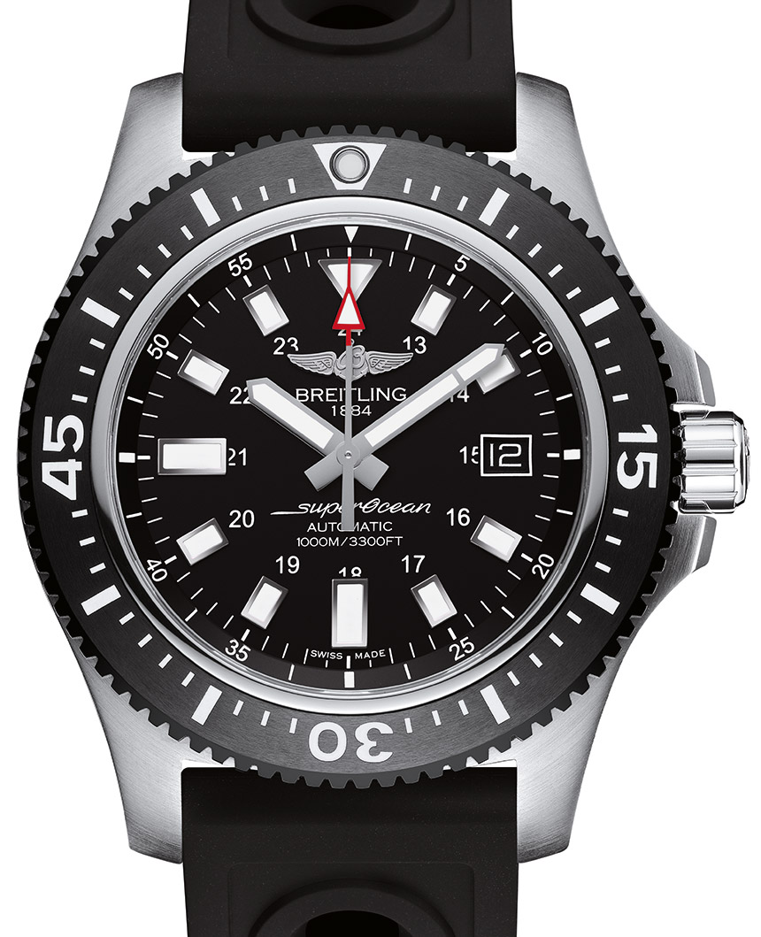 A Complete Guidebook On Breitling Superocean 44 Special Replica Watch