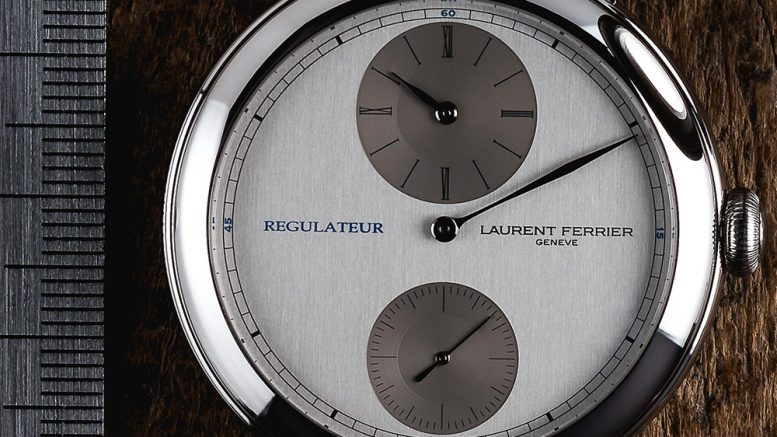 A Complete Guidebook On Laurent Ferrier Galet Regulateur Men's Replica Watch