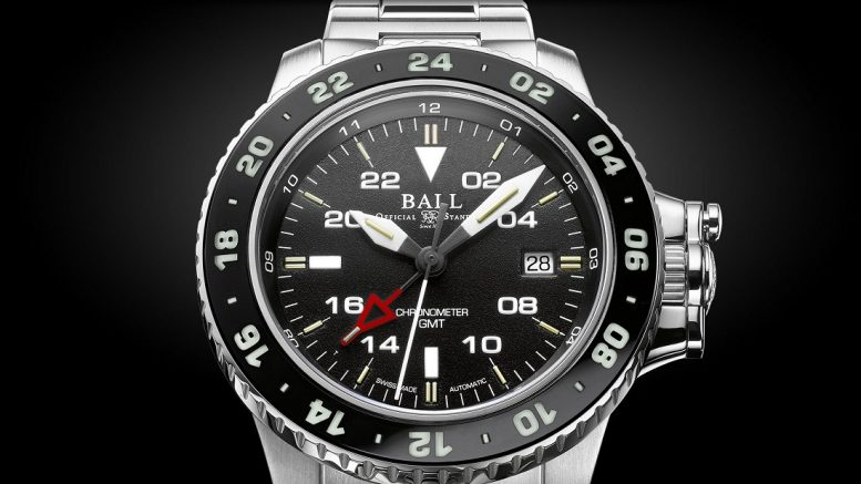 Ball Engineer Hydrocarbon AeroGMT II Watch Watch Releases