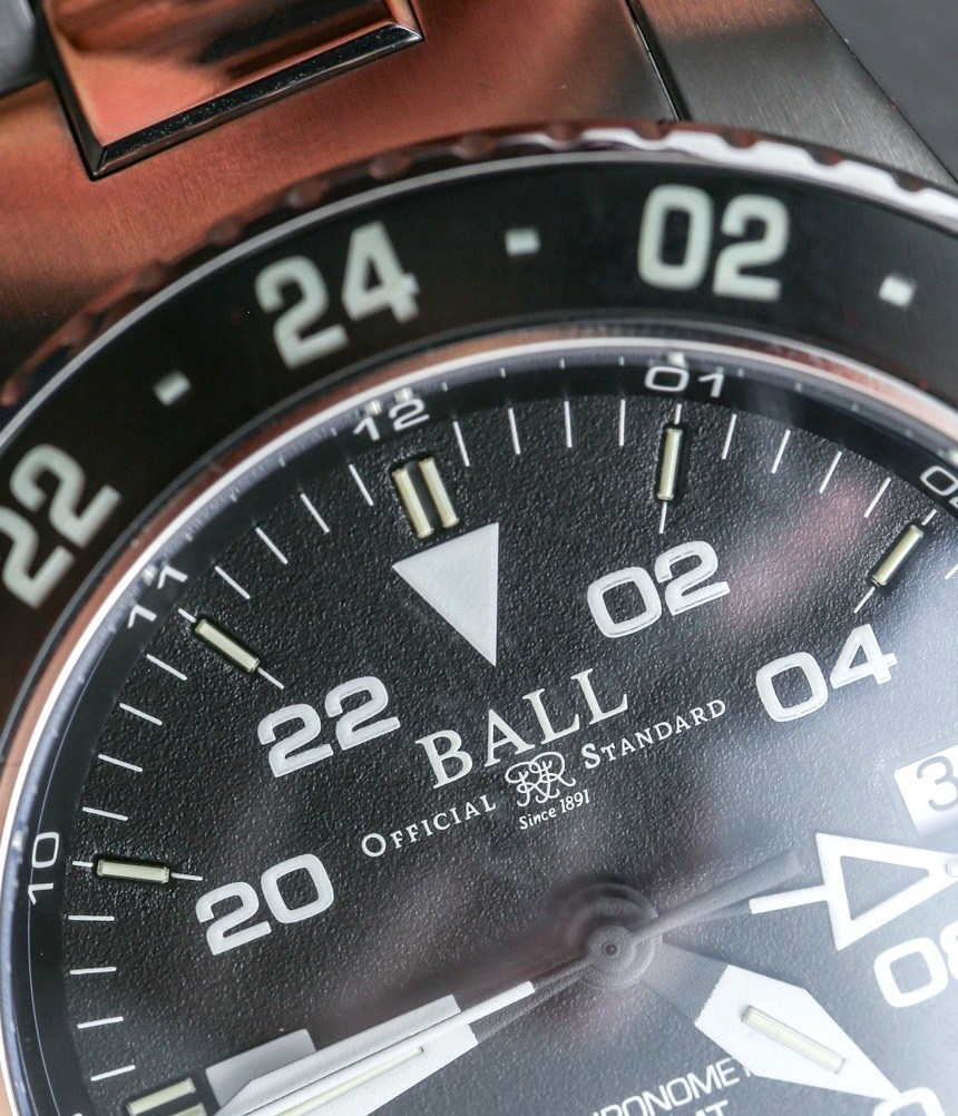 Ball Engineer Hydrocarbon AeroGMT Watch Review Wrist Time Reviews