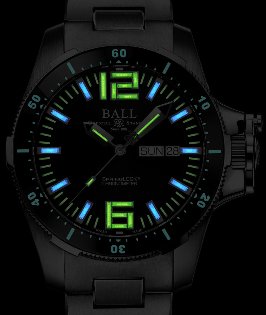 Ball Engineer Hydrocarbon Airborne II Watch Watch Releases
