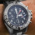 Ball Engineer Hydrocarbon Spacemaster Orbital II Chronograph Watch Review Wrist Time Reviews