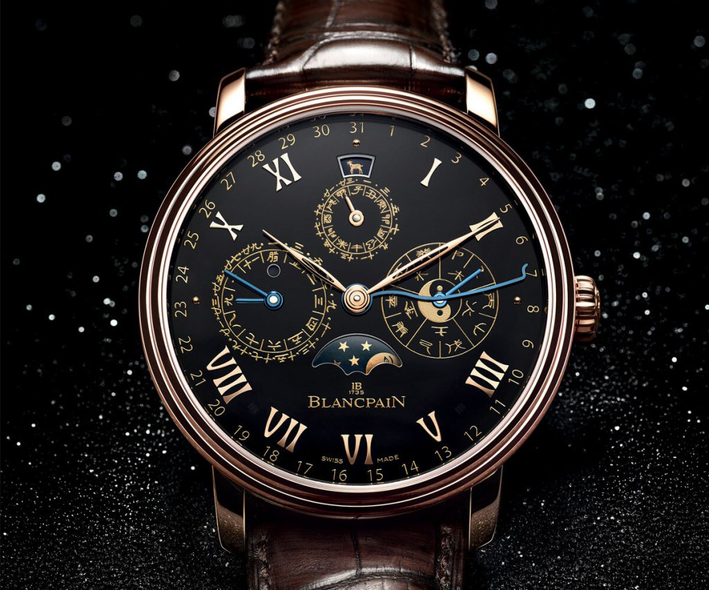 Blancpain-Villeret-Traditional-Chinese-Calendar-black-enamel-dial-Only-Watch-2015-3