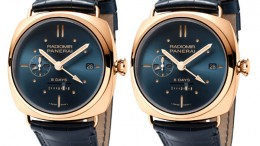 Panerai Celebrates 10th Classic Yachts Challenge with a Limited Edition Watch