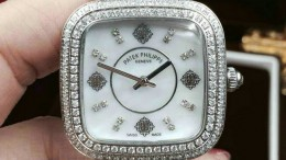 Replica Patek Philippe Watches With A Fluorescent Indicator For Women