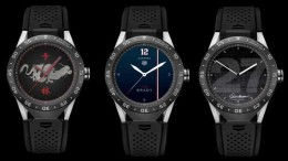 "Replica ""TAG Heuer Connected"" Personalized Watch With Groundbreaking Design"