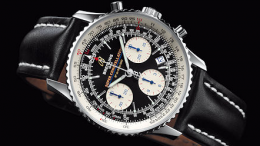 The most classic charm Breitling Replica Mengbai Lang Chronograph Limited Edition Hands On