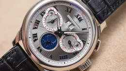 Try On The Appreciated And Stunning Chopard L.U.C. Perpetual Calendar Chrono Replica Watch