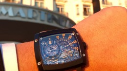 Limited Edition Watch Series:Hautlence HLRS 03 Replica