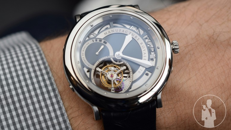 Detailed Review With The Manufacture Royale 1770 Collection Replica