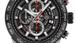 Presenting Three New Models Of TAG Heuer Carrera Heuer-01 Replica