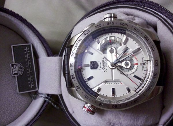 Amazing Timepiece For Men:Tag Heuer Carrera Calibre 36 Replica Watch