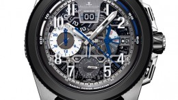 Hands-On With Jaeger-LeCoultre Master Compressor Extreme LAB 2 Black Bezel Replica